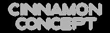 Cinnamon concept logo