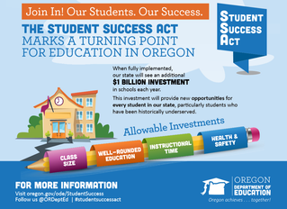 Student Success Act & Arts Education