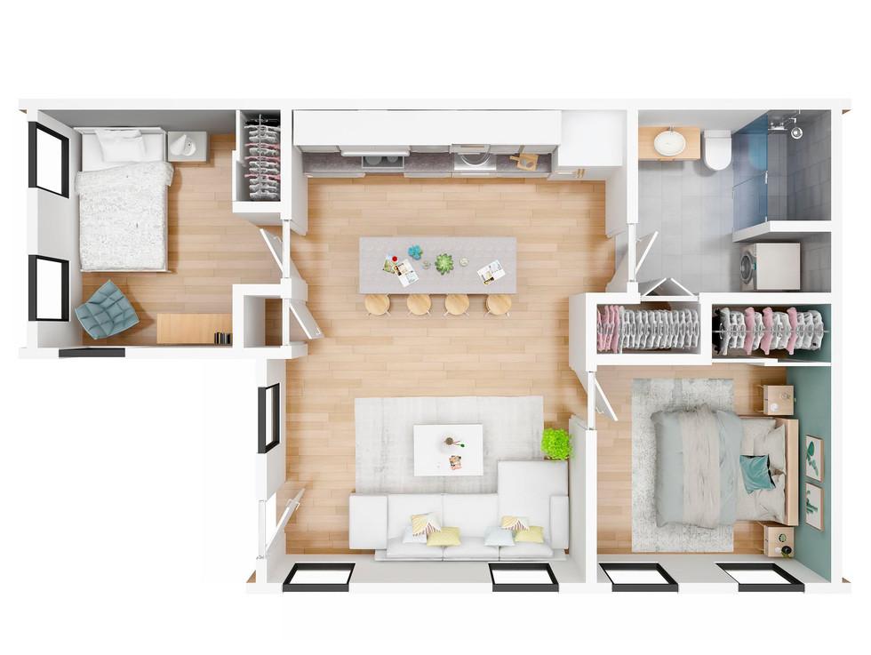 3D Floor plan 1 bedroom_v2_3D.jpg