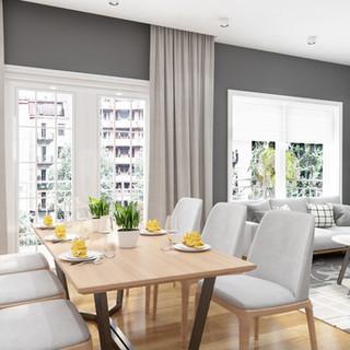 archvizstudio3d_living room view 2 rendering_3D