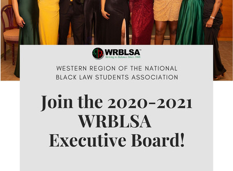 Apply to Join the WRBLSA 2020-2021 Board Today!