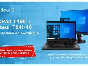 Le ThinkPad T490 est tout ce qu'il promet d'être