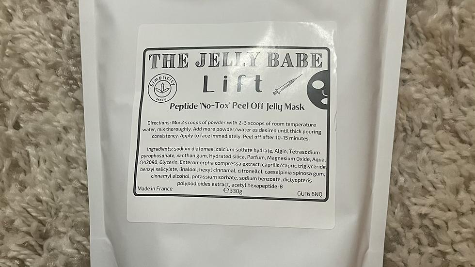 The jelly babe lift jelly masks