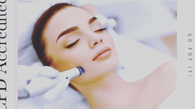 Online microdermabrasion course