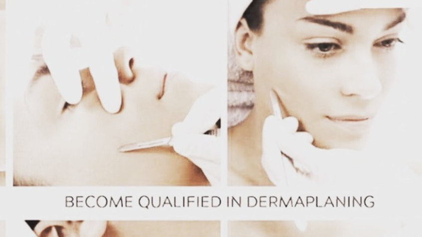Online Accredited Dermaplaning Course
