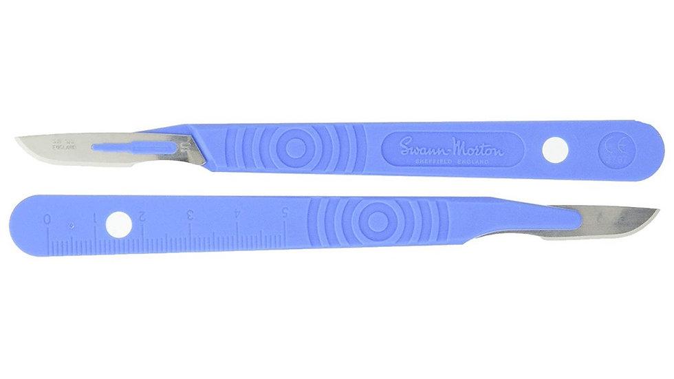 Dermaplaning blades x10