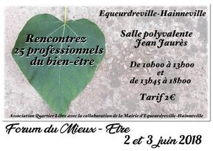Découvrez le Feng Shui au Forum du Mieux-Être, à Equeurdreville, 2-3 juin 2018