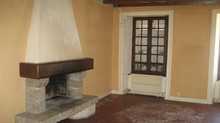 Projet de Décoration d'Intérieur: rénovation d'une maison à Barfleur