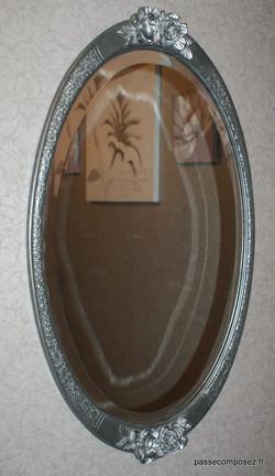 Miroir Argent