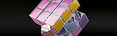Collezione colori vetro