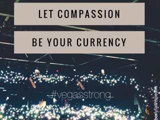 In the wake of the Vegas Tragedy