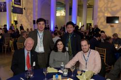 With international company