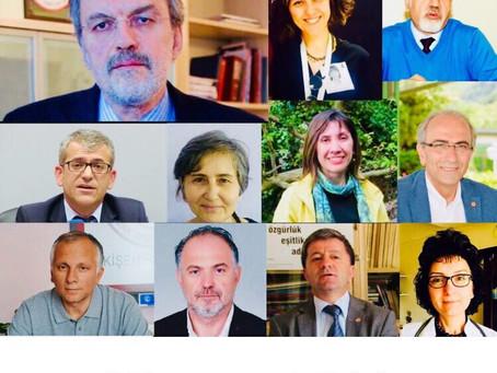 Κατάφωρη παραβίαση της ελευθερίας της έκφρασης η σύλληψη της ηγεσίας του Ιατρικού Συλλόγου της Τουρκ