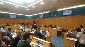Presence - participation of JDN-Hellas at the Spring Meeting - General Assembly of EJD, Edinburgh, Scotland, 10-11 May 2019