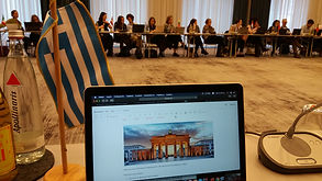 Participation of JDN-Hellas at the Autumn meeting - General Assembly of EJD, Berlin, Germany, 1-2 November 2019