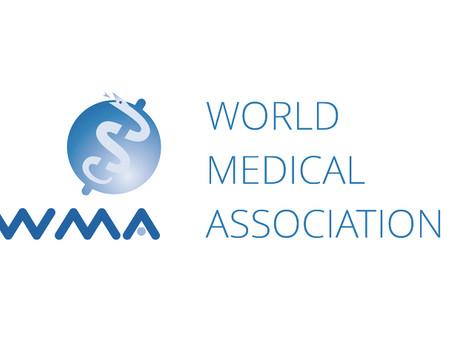Δ.Τ. WMA 16/09/19: Οι επαγγελματίες υγείας παγκοσμίως ζητούν την άμεση διακοπή αεροπορικών επιθέσεων