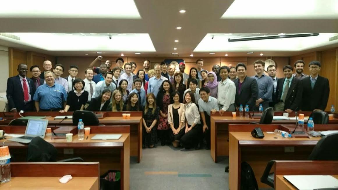 With the JDN/WMA in Taipei, Taiwan