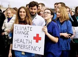 Κινητοποίηση των Επαγγελματιών Υγείας στην ΕΕ για την Κλιματική Αλλαγή