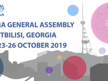 Γενική Συνέλευση Παγκόσμιου Ιατρικού Συλλόγου - WMA GA Tbilisi, Georgia 23-26/10/19