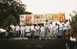 Power to the Peaceful - GG Park