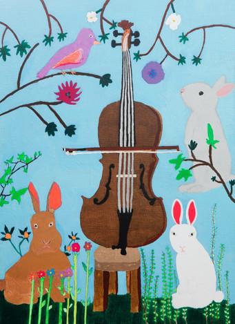 숲속 음악회
