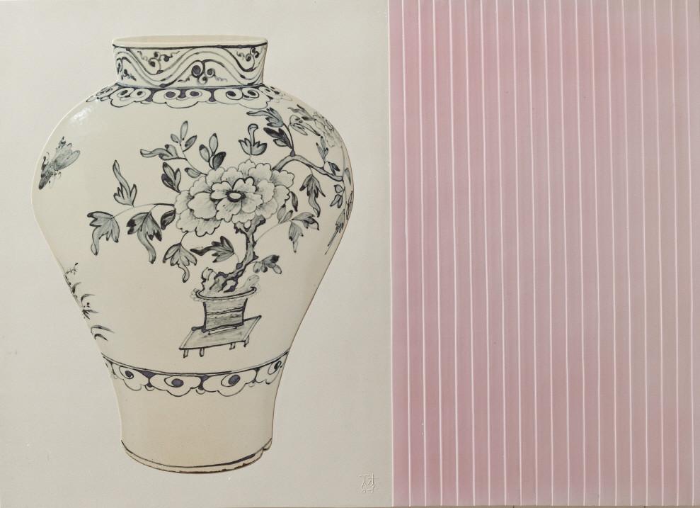 Lee seung hee, Tao,2013,ceramic