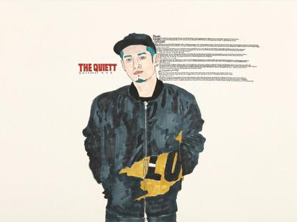 Rapper The Quiett