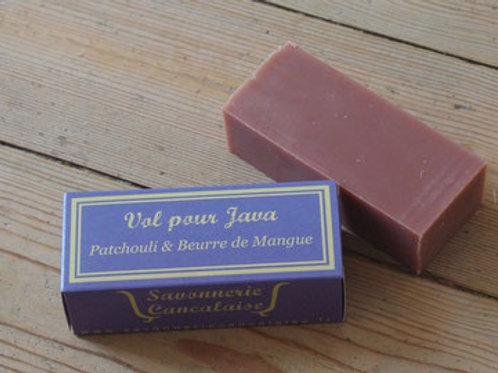 Vol pour Java - Patchouli & Mangue