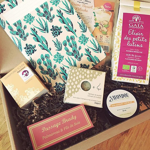 Recevez la Green Life Box pendant 3 mois