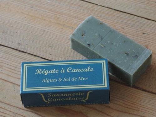 Régate à Cancale - Algues & Vétiver