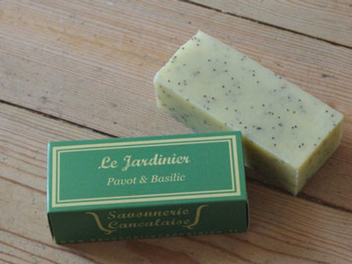 Le Jardinier - Pavot & Basilic