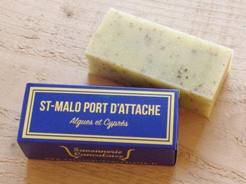 St-Malo Port d'Attache - Algues & Cyprès