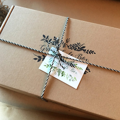 Recevez la Green Life Box pendant 12 mois