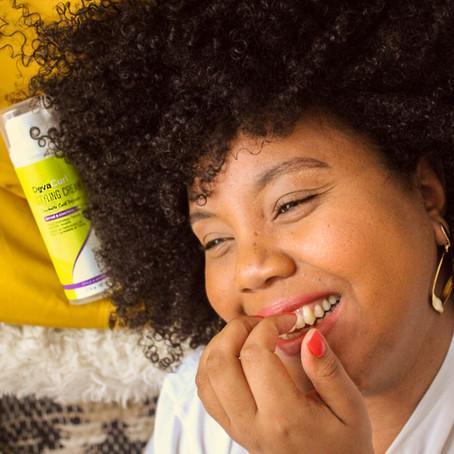 #afrohair : Routine cheveux frisés : mon avis sur DevaCurl