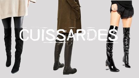 Wishlist #1 : Cuissardes
