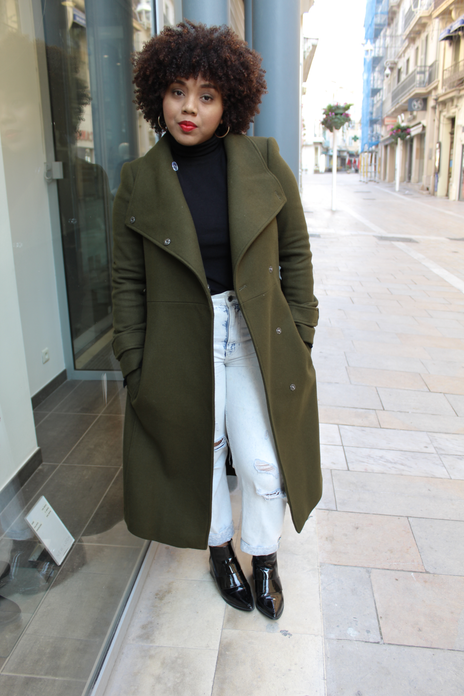 I'm in love with my long coat