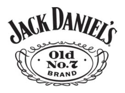 Logotipo Jack Daniels