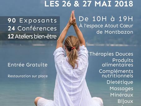 Salon bien-être et thérapies douces à Montbazon (37)