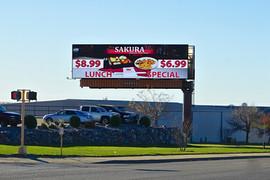 Digital Billboard Installation
