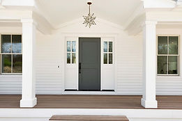 Entry Porch by JD Rogers Development