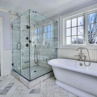 Victoria Albert Master Bathroom Tub