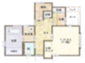 プラン1階(シラカバ棟).JPG