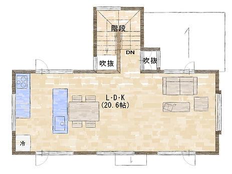 プラン2階(シラカバ棟).JPG