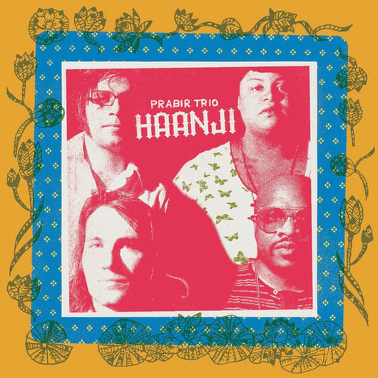 HAANJI, debut full length from Prabir Trio is available now!