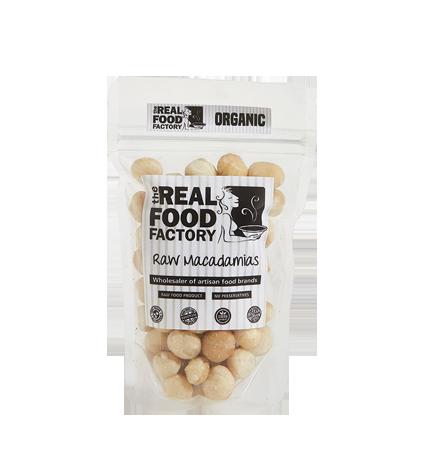 Organic Raw Macadamias