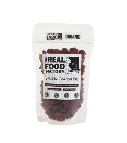 Organic Sundried Cranberries