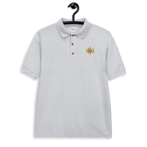 LG Custom Designz Embroidered Polo Shirt