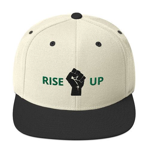 Rise Up Snapback Hat