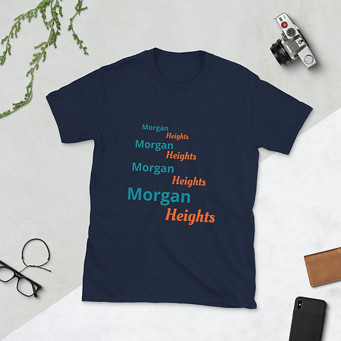 Morgan Heights echo Tee