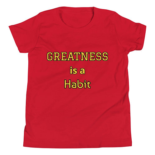 Greatness Youth Tee